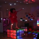 Tracey's 50th birthday with an 80s theme